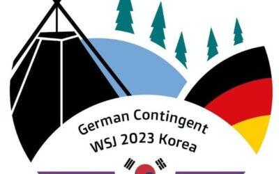 Anmeldungen für das WSJ 23 geöffnet! Bieten Infoabendan.